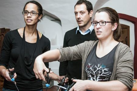 6. Laparoskopie Basic Hands-on Workshop