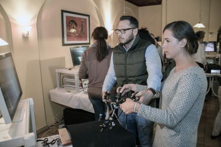 12. Basic Laparoskopie Hands-on Workshop für GynäkologInnen